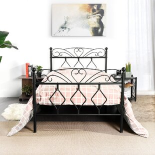 Dulcimer Twin Platform Bed by Grovelane Teen