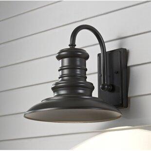 Bargain Colunga 1-Light Outdoor Barn Light By Brayden Studio
