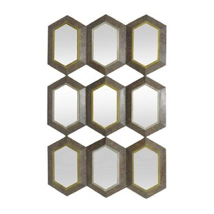 Wrought Studio Macedo Wall Mirror