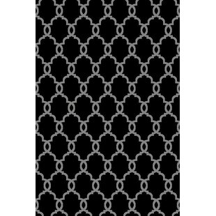 Looking for Bella Modern Contemporary Black/White Area Rug By Planet Rugs