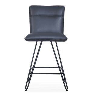 Orting Metal Counter Height Bar Stool