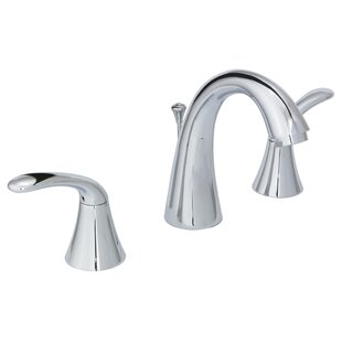 Read Reviews Trend Widespread Standard Faucet with Drain ByHuntington Brass