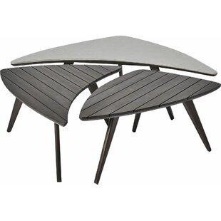 Modloft Triplica Outdoor Side Tables