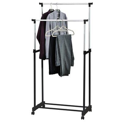 Rebrilliant Double Garment Valet Stand