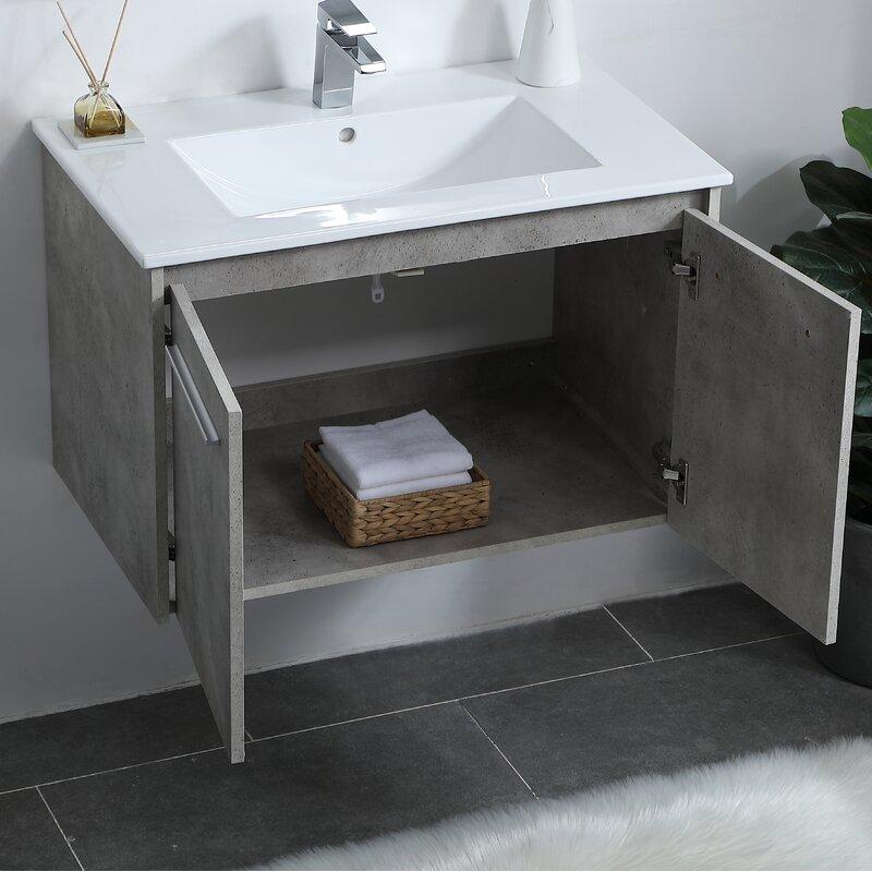 . Lanza 30  Single Bathroom Vanity Set