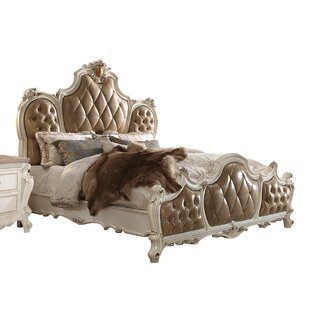 Curcio Queen Upholstered Panel Bed