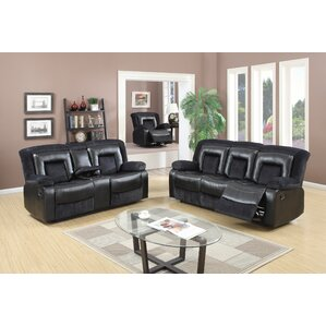 3 Piece Living Room Set by Best Quality Furniture