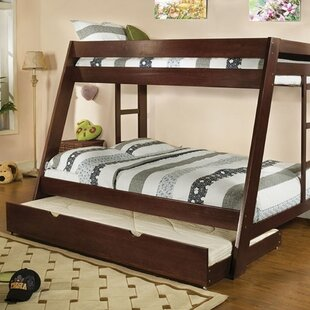 Fareham Full Bunk Bed by Harriet Bee Today Only Sale