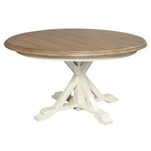grafton extending round dining table - Round Oak Dining Table