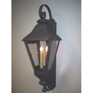 Shop For La Jolla 3-Light Outdoor Wall Lantern By Laura Lee Designs