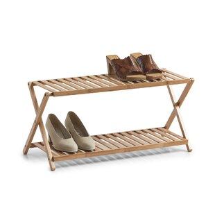 6 Pairs Shoe Rack By Zeller