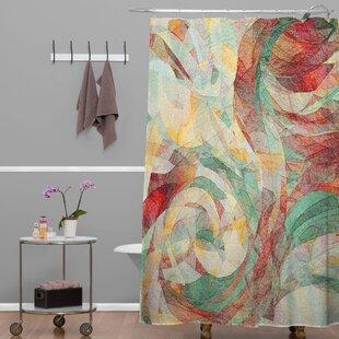 Jacqueline Maldonado Rapt Shower Curtain