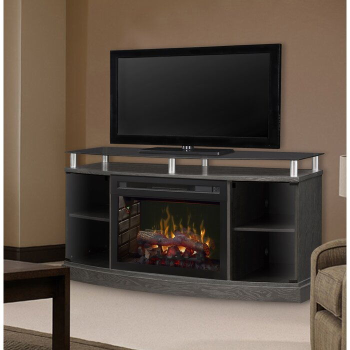 barn fireplace hayneedle tv door list sliding type furniture stands master centers chimneyfree media entertainment