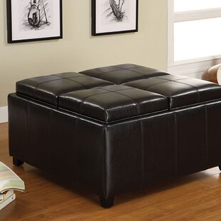 Top Reviews Ritzman Storage Ottoman By Latitude Run