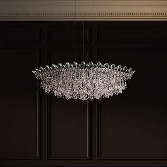 House Of Hampton Keever 3 Light Unique Statement Tiered Pendant Wayfair
