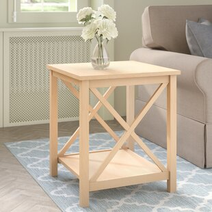Towner End Table August Grove