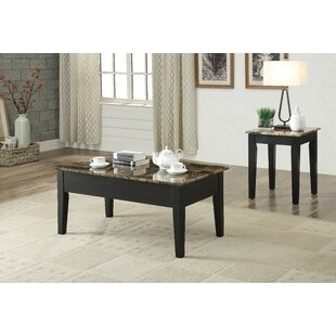 Howlett 2 Piece Coffee Table Set