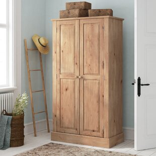 Vernonburg 2 Door Wardrobe By Alpen Home