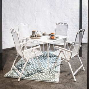 Tolentino 6 Seater Dining Set By 17 Stories