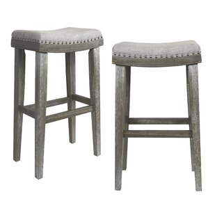Ashton Bar Stool (Set of 2) by Sole Designs