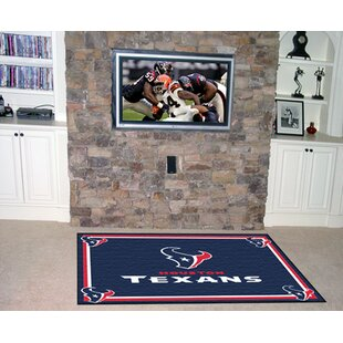 NFL - Houston Texans 4x6 Rug By FANMATS