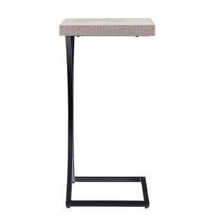 Read Reviews Sharen Outdoor End Table by Ivy Bronx