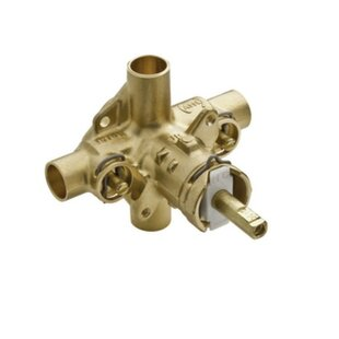 M-Pact Posi-Temp CC Connection Pressure Balancing Valve With Safety Stop by Moen