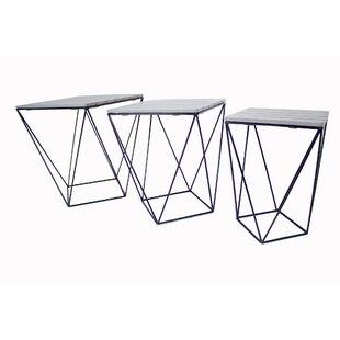 Oriana 3 Piece Nesting Tables