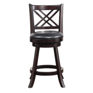 Emilie 24 Swivel Bar Stool