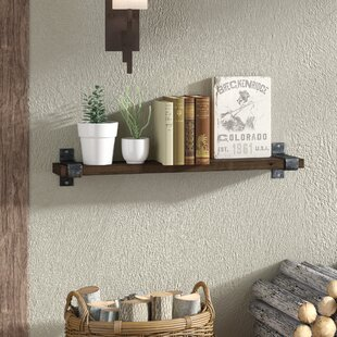 Farrell Industrial Wall Shelf