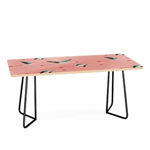 Holli Zollinger Flamingo Coffee Table by East Urban Home Purchase