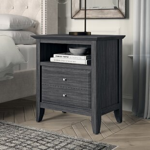 Suzette 2 Drawer Nightstand
