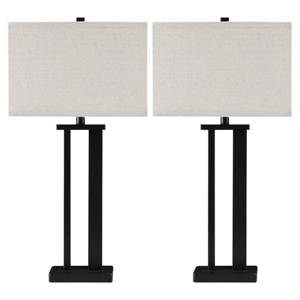 Orren Ellis Jacinda 29 5 Bronze Table Lamp Set Reviews Wayfair