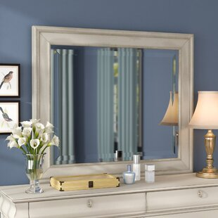 Warlick Rectangular Dresser Mirror