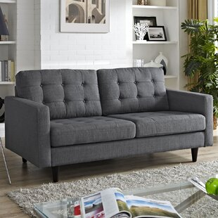Gelb Loveseat