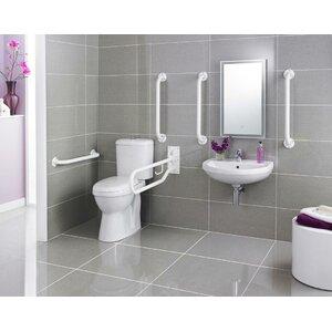 Badezimmer-Set Doc M mit Waschtischarmatur von P..