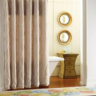 CompanyC Calypso Cotton Shower Curtain