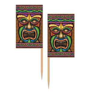 Tiki Picks (Set of 12)