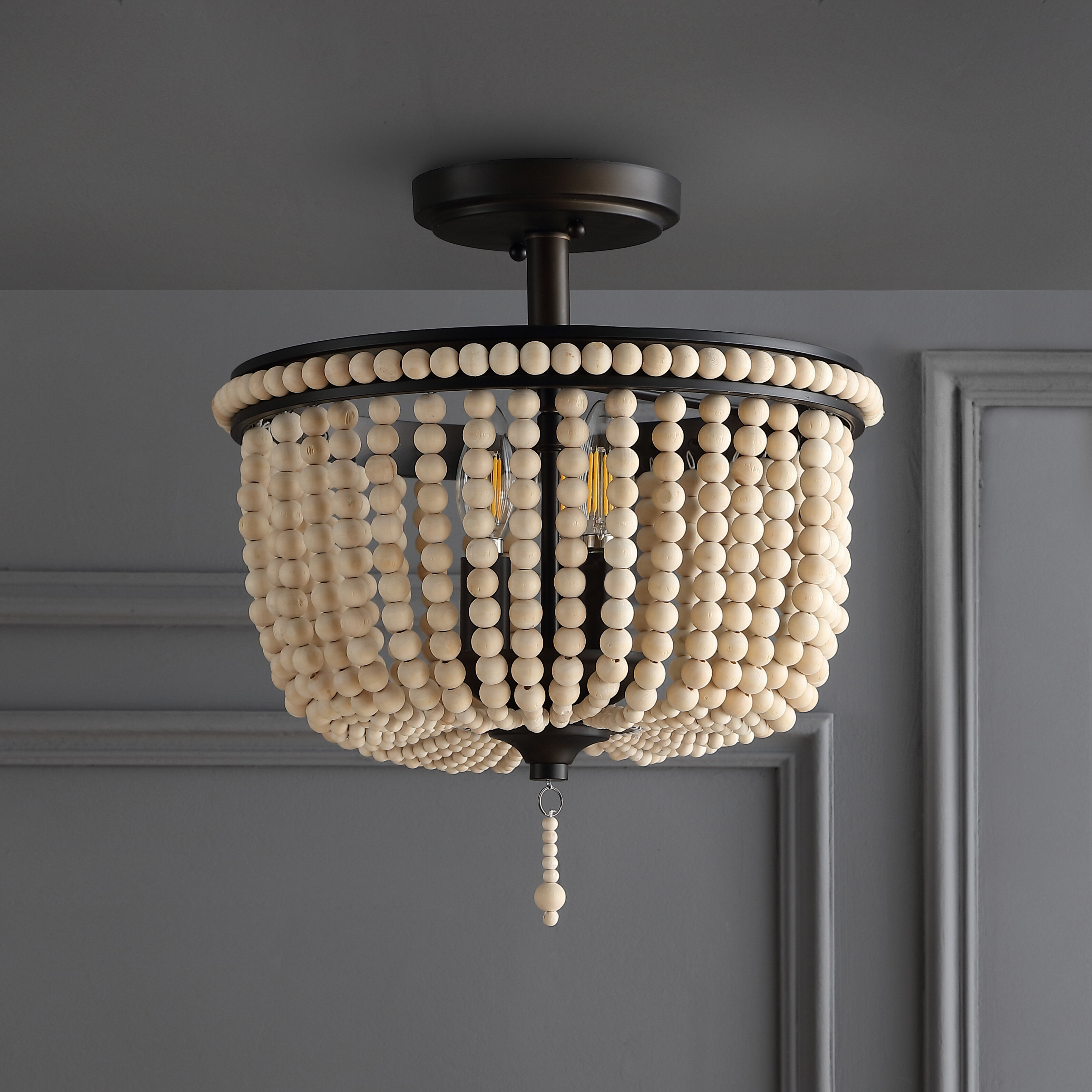 Dry Rated Ceiling Lights You Ll Love In 2021 Wayfair