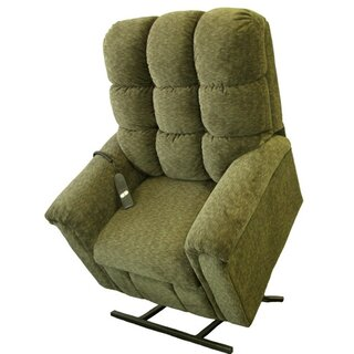 American Series Power Lift Assist Recliner by Comfort Chair Company SKU:CE795547 Price Compare