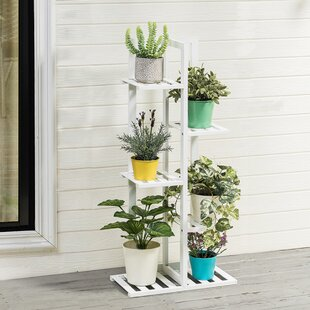 Rubino Rectangular Multitiered Plant Stand by Freeport Park