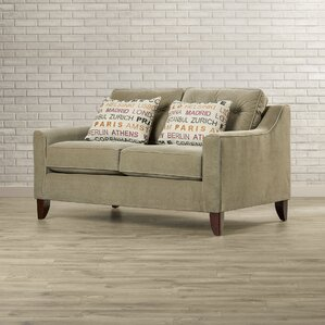 Bencomo Loveseat by Brayden Studio