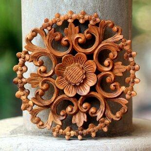 large carved wood panels wayfair