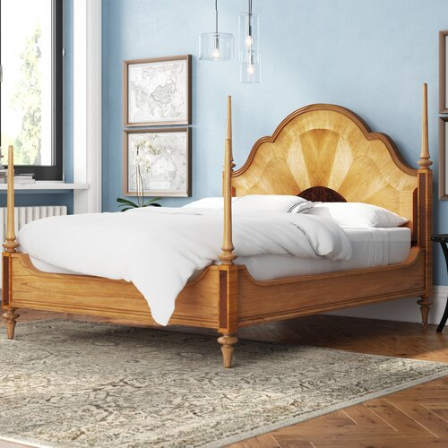 Eastcotts Four Poster Bed Astoria Grand Size: Kingsize (5)