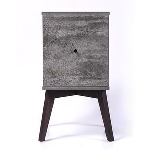 Affordable Keagan 1 Drawer Nightstand by George Oliver
