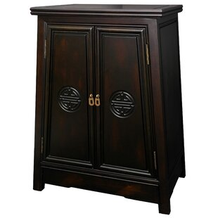 Long Life Accent Cabinet by Oriental Furniture