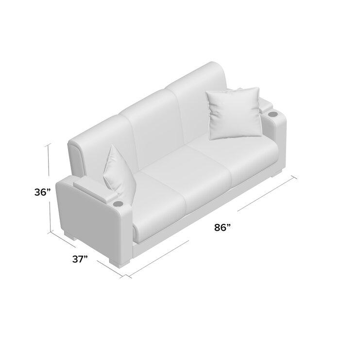 Outstanding Ciera Convertible Sleeper Sofa Inzonedesignstudio Interior Chair Design Inzonedesignstudiocom