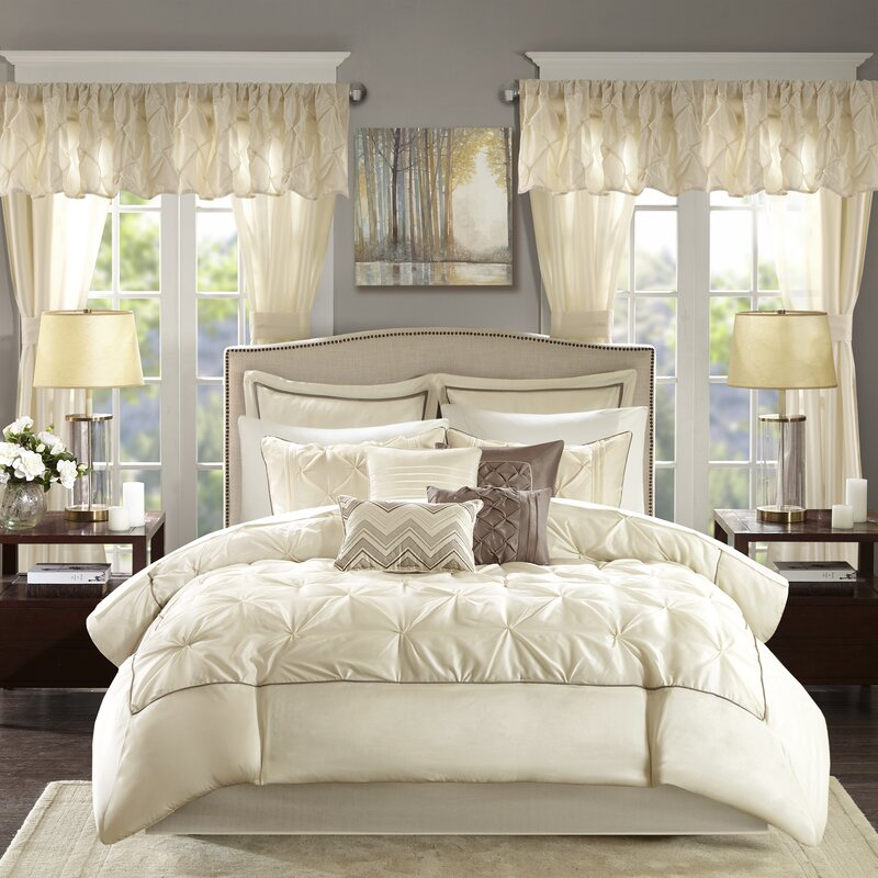 Darby Home Co Conrad 24 Piece Bed-In-a-Bag Set & Reviews | Wayfair
