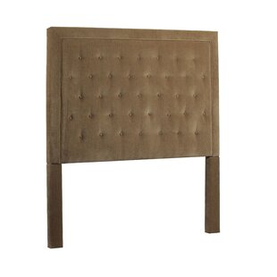 Looking for Yorkshire Queen Upholstered Panel Headboard by Greyleigh