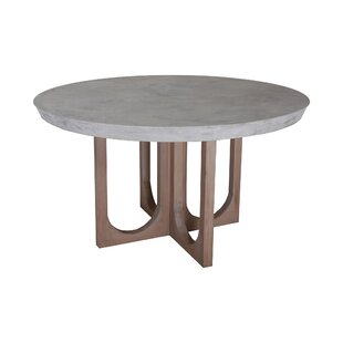 Williston Forge Searle Round Dining Table